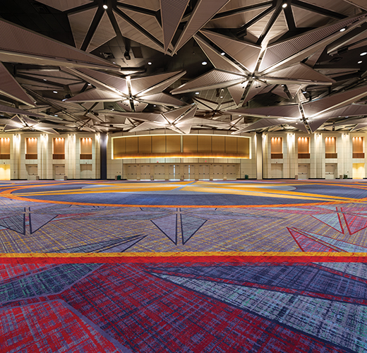 Fort worth convention center fort worth tx couristan for Interior design firms fort worth tx